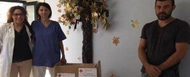 Ο Ερυθρός Σταυρός στηρίζει το Αννουσάκειο Ίδρυμα