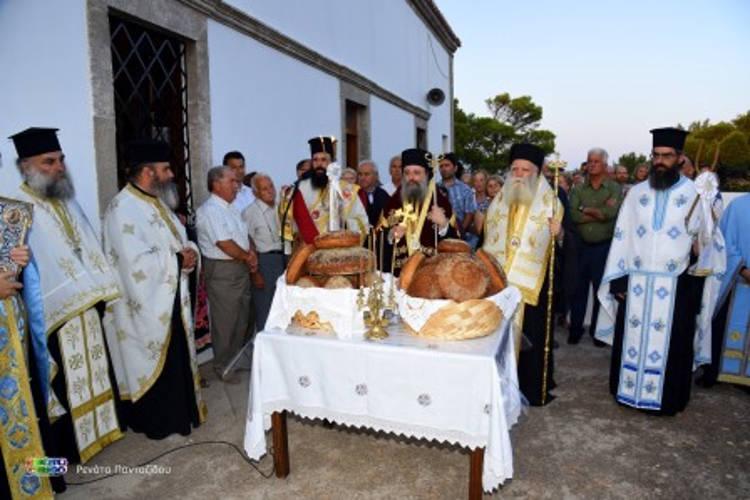Η Εορτή της Αγίας Ελέσης προστάτιδας των Κυθήρων