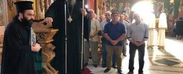 Τελευταία Παράκληση Παναγίας στη Μητρόπολη Λαρίσης