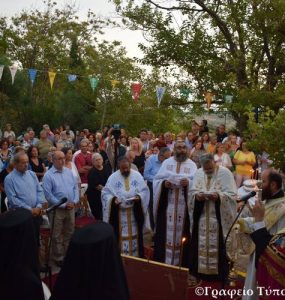 Μάνης Χρυσόστομος: Να έχουν όλοι εικόνισμα της Παναγίας στο σπίτι τους (ΦΩΤΟ)