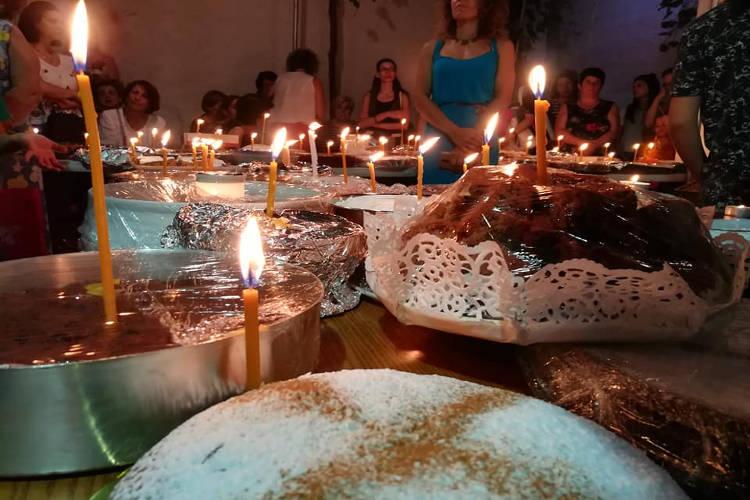 Η Εορτή του Αγίου Φανουρίου στην Τρίπολη