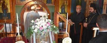 Λαμπρός εορτασμός στην Παναγία Φανερωμένη Βαθυρρύακος (ΦΩΤΟ)