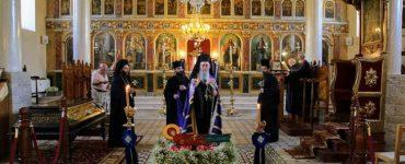 Ναυπάκτου Ιερόθεος: Ο Χριστιανός να φέρει τον Χριστό μέσα στην καρδιά του (ΦΩΤΟ)