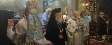 Λαμπρή Πανήγυρις της Ιεράς Μονής Ραγίου