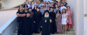Αγιασμός έναρξης μαθημάτων του Θερινού Σχολείου Ελληνικής Γλώσσας και Πολιτισμού στην Ιεράπετρα