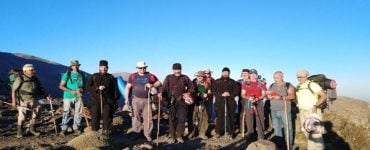 Ανάβαση και Εγκαίνια του Ναού Μεταμορφώσεως του Σωτήρος στα 2141 μέτρα