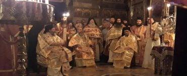Εορτή Κοιμήσεως της Θεοτόκου στη Μονή Ιβήρων Αγίου Όρους