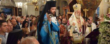 Η Μύκονος τίμησε την προστάτιδα της Παναγία Τουρλιανή