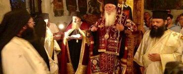 Ενθρόνιση νέου Καθηγουμένου στη Μονή Μακαριωτίσσης