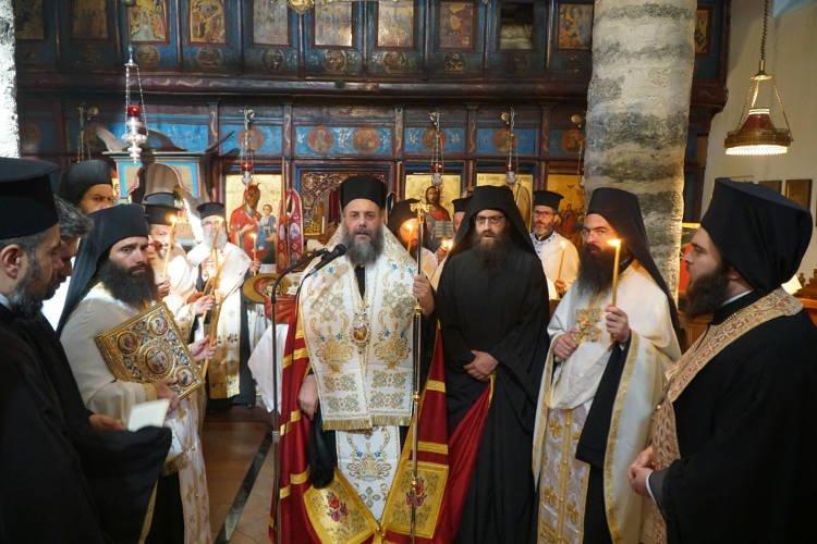 Νέα αδελφότητα στη Μονή Γενεσίου Θεοτόκου Ορφανού Οιχαλίας