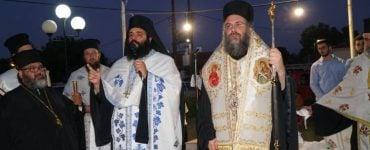 Εορτασμός Αγίου Φανουρίου στη Μητρόπολη Τρίκκης