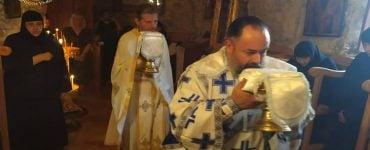 Εορτή Αγίας Παρασκευής στο Πατριαρχείο Ιεροσολύμων