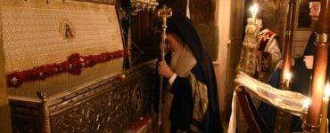 Εορτή Αγίου Ιωάννου του νέου Χοζεβίτου στο Πατριαρχείο Ιεροσολύμων