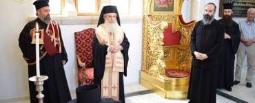 Κουρά νέου μοναχού στο Πατριαρχείο Ιεροσολύμων