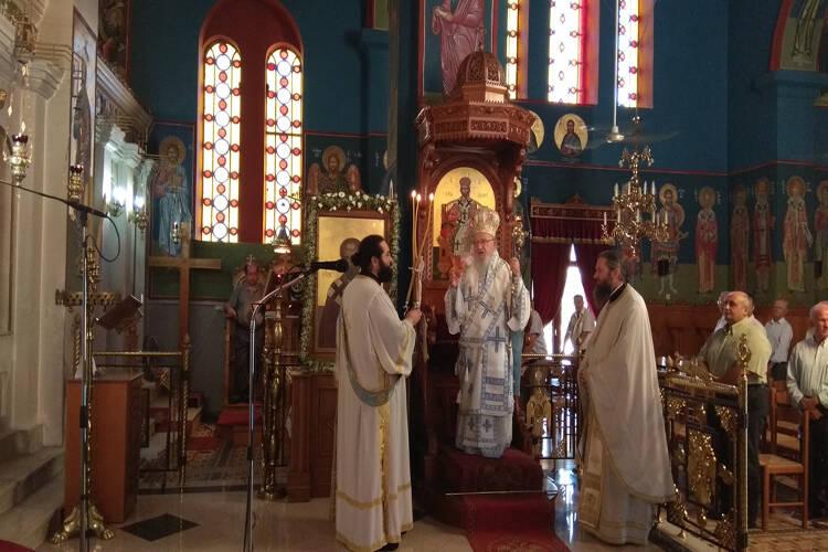Περί της καταστροφής του Ιερού Ναού Αγίου Νικολάου (ΦΩΤΟ)