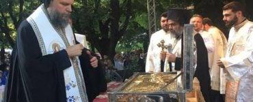 Η Εορτή του Αγίου Νήφωνος στη Ρουμανία
