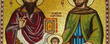 Λείψανα Αγίων Ραφαήλ Νικολάου και Ειρήνης στη Λευκάδα