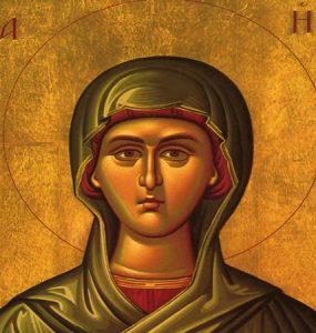 Το άφθαρτο χέρι Αγίας Μαρίας Μαγδαληνής στο Αντίρριο