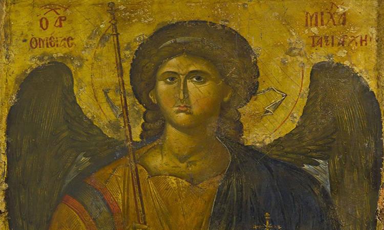Αγρυπνία Αρχαγγέλου Μιχαήλ στη Λάρισα