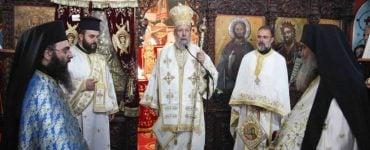 Αρχιεπίσκοπος Κύπρου: Για τα λάθη των νέων φταίμε εμείς οι μεγαλύτεροι (ΦΩΤΟ)