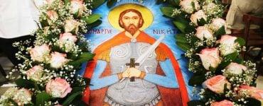Εορτή Αγίου Νικήτα στη Μητρόπολη Αργολίδος (ΦΩΤΟ)