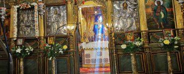 Αρχιερατική Θεία Λειτουργία για το Γενέσιο της Θεοτόκου στο Ναύπλιο (ΦΩΤΟ)