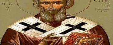 Εορτή Οσίου Ευμενίου του θαυματουργού, Επισκόπου Γορτύνης
