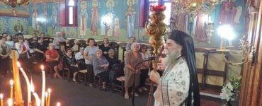 Εορτάσθηκε ο Άγιος Βησσαρίων στη Μητρόπολη Άρτης