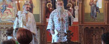 Εορτή Αγίου Μάμαντος στη Μητρόπολη Άρτης