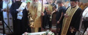 Λείψανο Αγίου Μεγαλομάρτυρος Γεωργίου στην Περδικορράχη Άρτης