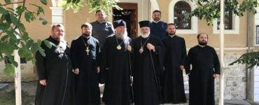 Ιεράρχης Ρωσικής Εκκλησίας στον Μητροπολίτη Διδυμοτείχου
