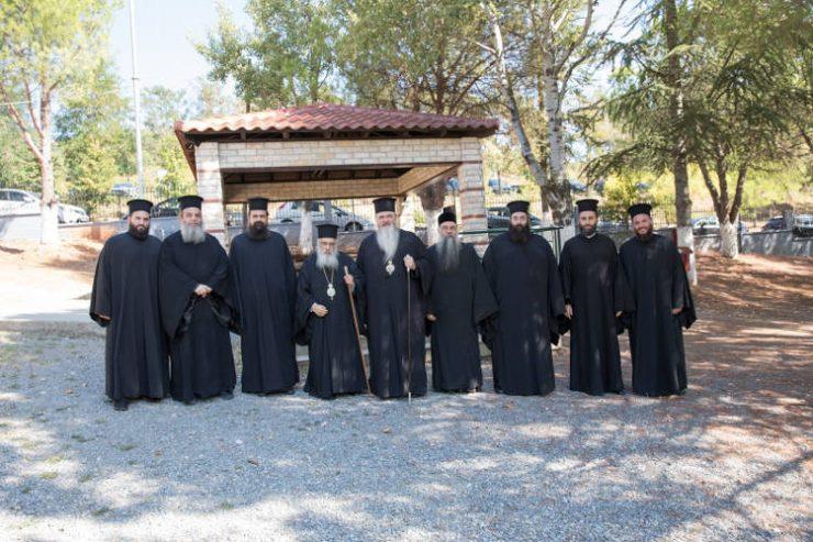 Καλαμαριάς Ιουστίνος: Τα τρία ιερατικά πάθη