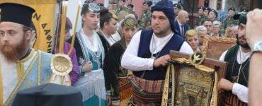 Η Έδεσσα υποδέχθηκε την Παναγία Σουμελά (ΦΩΤΟ)