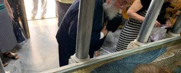 Ο Μητροπολίτης Ελευθερουπόλεως στη Μονή Αγίου Ραφαήλ Μυτιλήνης (ΦΩΤΟ)