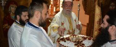Εορτή Γενεσίου της Θεοτόκου στη Μονή Αγίου Παντελεήμονος Χρυσοκάστρου (ΦΩΤΟ)