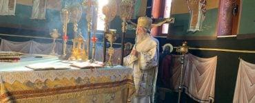 Αρχιερατική Θεία Λειτουργία στην Δρυάδα Παγγαίου (ΦΩΤΟ)
