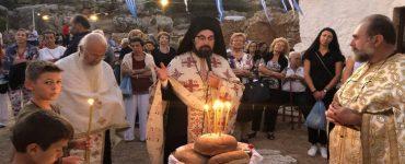 Εορτάσθηκε στην Περβολίτσα το Γενέθλιο της Παναγίας
