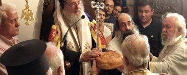 Απόδοση του Γενεθλίου της Θεοτόκου στη Μητρόπολη Κυδωνίας