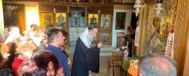 Πρώτη Παράκληση Παναγίας Παραμυθίας στη Μητρόπολη Κισάμου