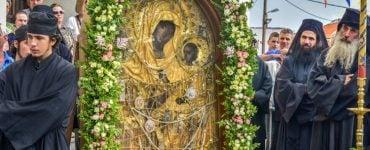 Υποδοχή Εικόνος Παναγίας Γοργοϋπηκόου στον Σοχό (ΦΩΤΟ)