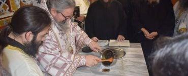 Εγκαίνια Ιερού Ναού Αγίου Αντωνίου Λαρίσης