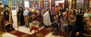 Η Εορτή του Αρχαγγέλου Μιχαήλ στη Λέρο
