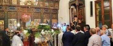 Εορτή Υψώσεως Τιμίου Σταυρού στη Λέρο