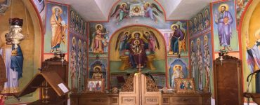 Εορτή του Αγίου Ευσταθίου στη Μητρόπολη Λευκάδος