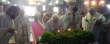 Εορτή Υψώσεως Τιμίου Σταυρού στη Μητρόπολη Παραμυθίας