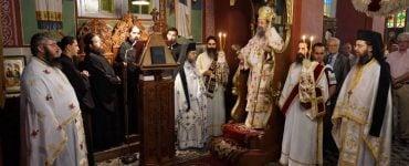 Εορτή Αγίου Ιωάννου του Θεολόγου στην Πάτρα