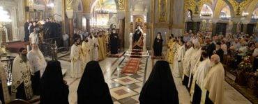 55η επέτειος Επανακομιδής Τιμίας Κάρας Αγίου Αποστόλου Ανδρέου στην Πάτρα
