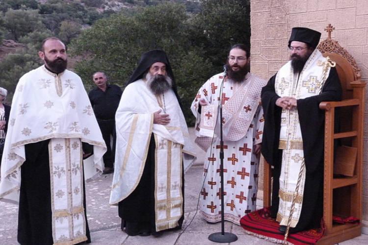 Η Εορτή του Αγίου Ευμενίου στη Μητρόπολη Πέτρας