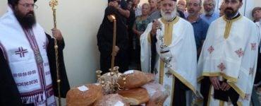 Εορτή Παναγίας της Μυρτιδιώτισσας στη Μητρόπολη Πέτρας