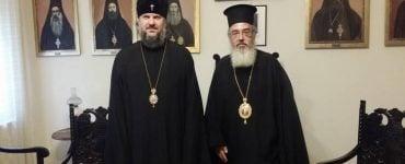 Ο Αρχιεπίσκοπος Βερέγιας στον Μητροπολίτη Πρεβέζης